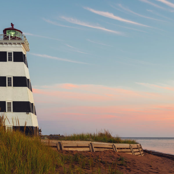 PEI Tip to Tip Cycling Vacations