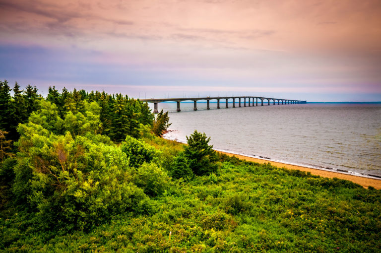 PEI Cycling Vacation Confederation Trail