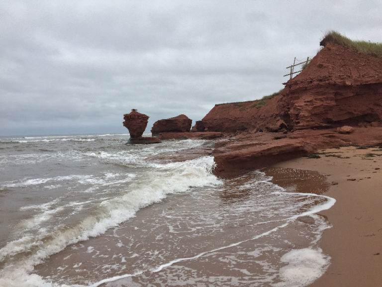 Prince Edward Island cycling vacations