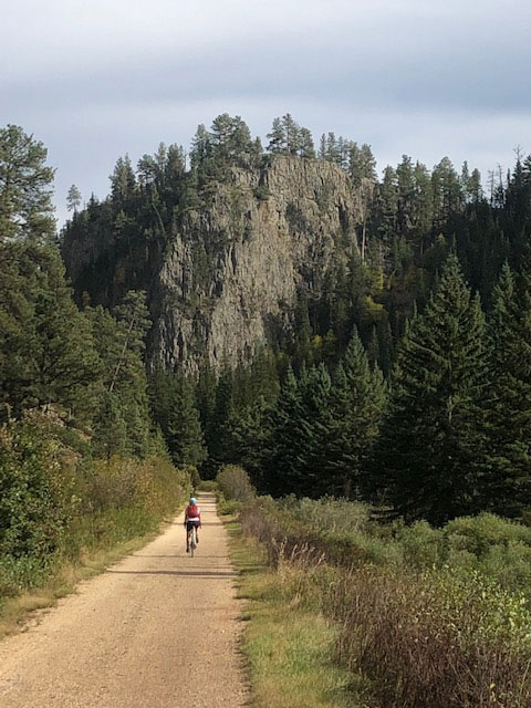 South Dakota cycling tour