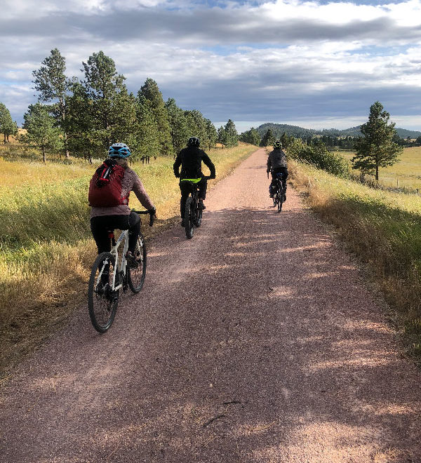 South Dakota cycling vacations